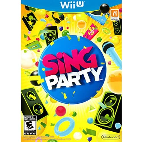 Image 0 of Sing Party For Wii U Music & Dance
