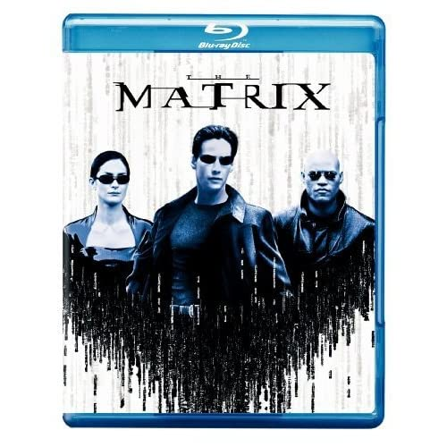 Image 0 of The Matrix Blu-Ray On Blu-Ray With Keanu Reeves
