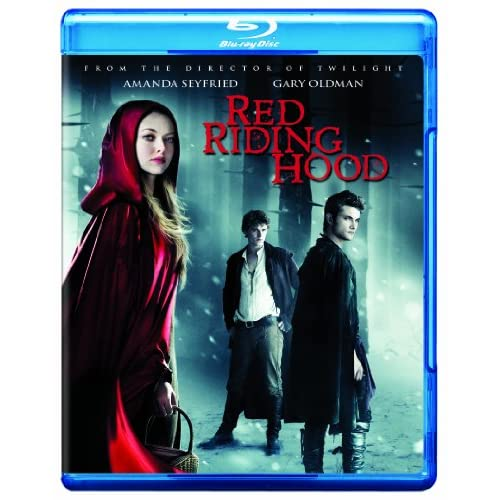 Image 0 of Red Riding Hood Movie-Only Edition Blu-Ray On Blu-Ray With Amanda Seyfried
