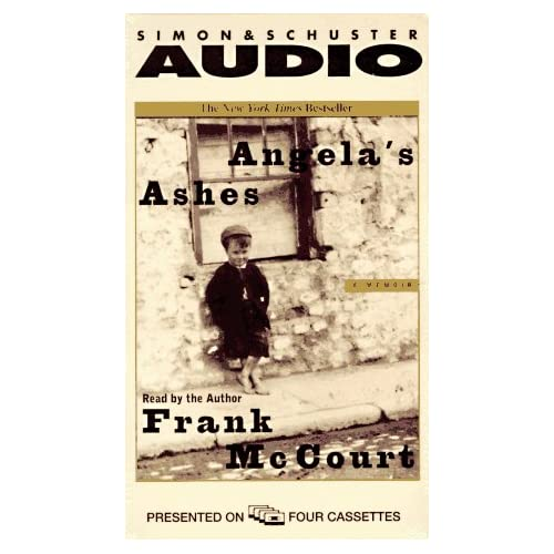 Image 0 of Angela's Ashes By Frank Mccourt Frank Mccourt Reader On Audio Cassette