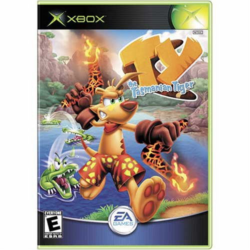 Image 0 of Ty The Tasmanian Tiger For Xbox Original