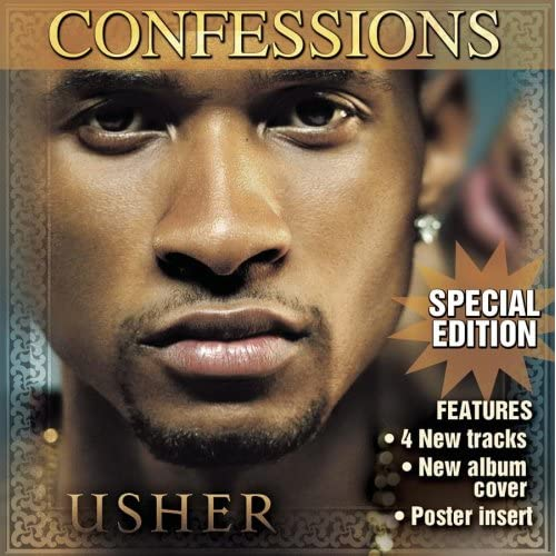 Image 0 of Confessions By Usher Album 2004 On Audio CD