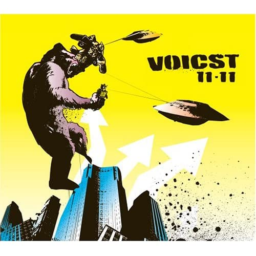 11-11 Dig On Audio CD Album 2006 by Voicst