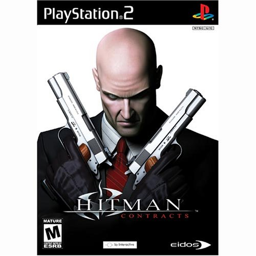 Hitman Contracts For PlayStation 2 PS2