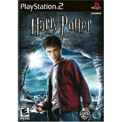 Image 0 of Harry Potter And The Half Blood Prince PlayStation PS2 For PlayStation 2