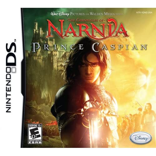 Image 0 of The Chronicles Of Narnia: Prince Caspian For Nintendo DS DSi 3DS 2DS Disney