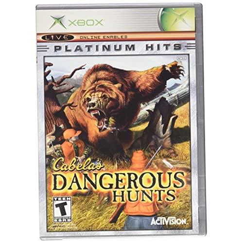 Cabela's Dangerous Hunts Xbox For Xbox Original