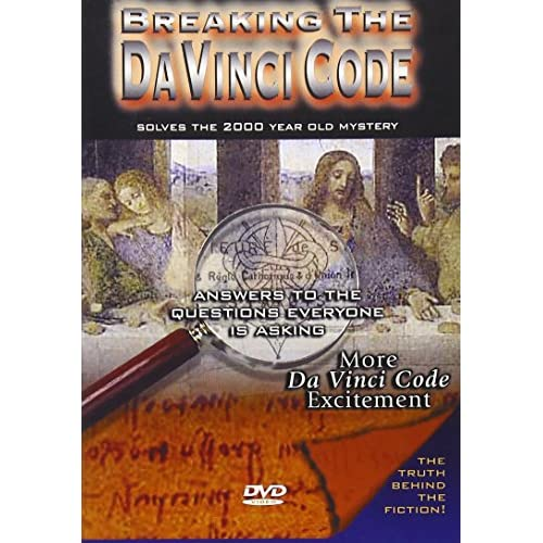 Image 0 of Breaking The Da Vinci Code: Solves The 2000 Year Old Mystery On DVD