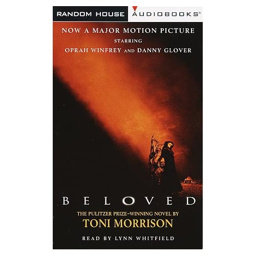 Image 0 of Beloved By Toni Morrison Lynn Whitfield Narrator On Audio Cassette