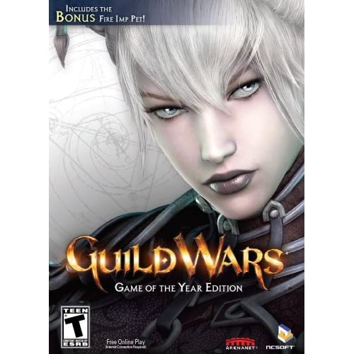 Guild Wars Game Of The Year PC Software