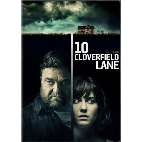 10 Cloverfield Lane On DVD With John Goodman Horror