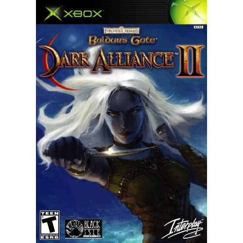 Baldur's Gate: Dark Alliance 2 For Xbox Original
