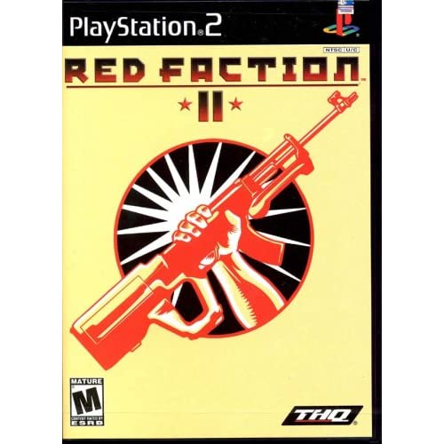 Image 0 of Red Faction II For PlayStation 2 PS2