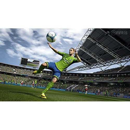 Image 2 of FIFA 15 Ultimate Edition For Xbox 360 Soccer With Manual and Case