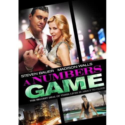Image 0 of Numbers Game On DVD With Madison Walls