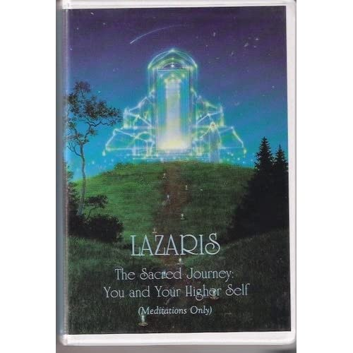 Image 0 of Lazaris: The Sacred Journey You And Your Higher Self Meditations Only By Lazaris