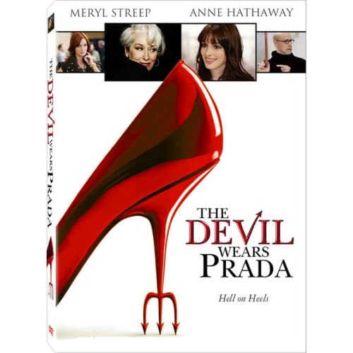 Image 0 of The Devil Wears Prada Full Screen Edition On DVD With Anne Hathaway