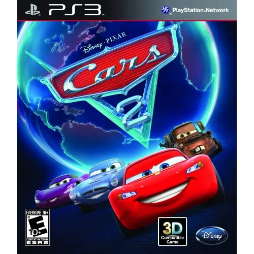 Image 0 of Cars 2: The Video Game For PlayStation 3 PS3 Disney Flight