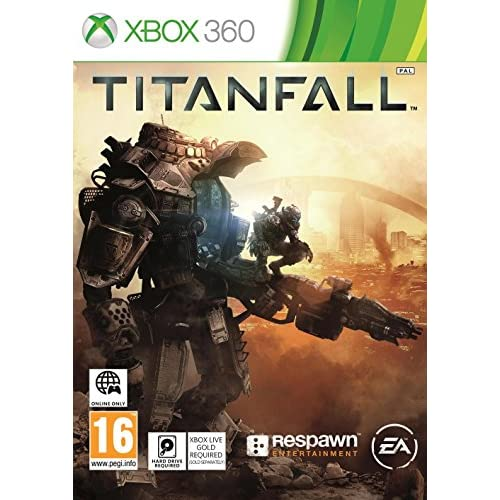 Titanfall For Xbox 360 Shooter