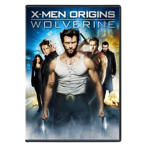 Image 0 of X-Men Origins: Wolverine Single-Disc Edition On DVD With Hugh Jackman