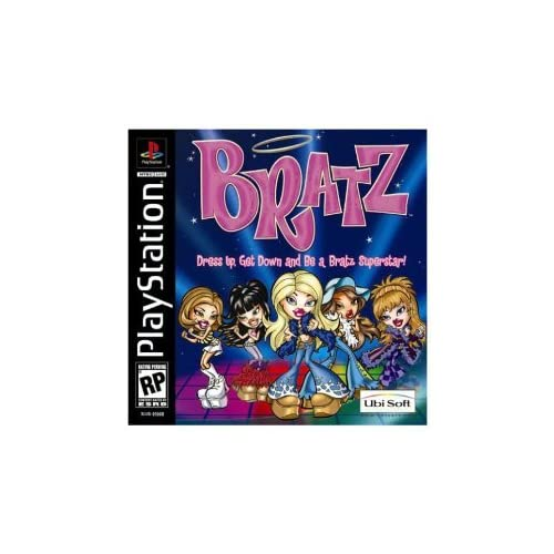 Bratz For PlayStation 1 PS1