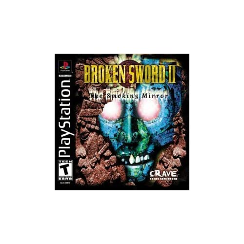 Broken Sword II: The Smoking Mirror For PlayStation 1 PS1