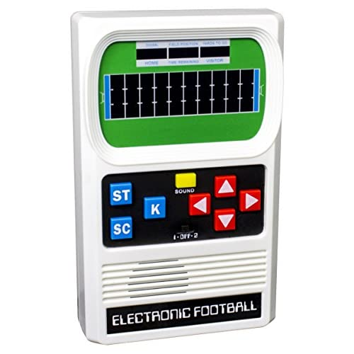 Classic Football Electronic Game Toy 09506