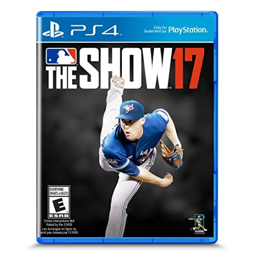 Image 0 of MLB 17 The Show Standard Edition For PlayStation 4 PS4 Baseball