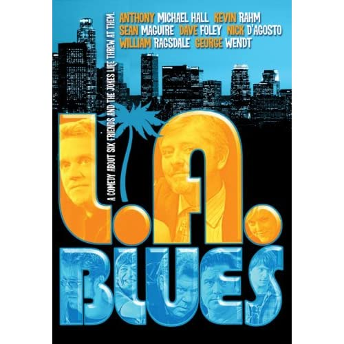 Image 0 of LA Blues On DVD With Dave Foley Comedy