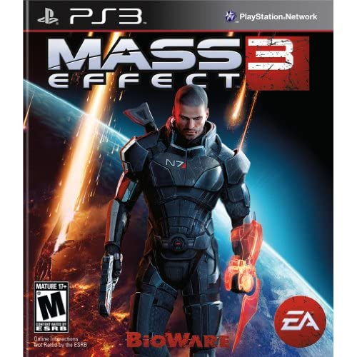 Image 0 of Mass Effect 3 For PlayStation 3 PS3 Fighting