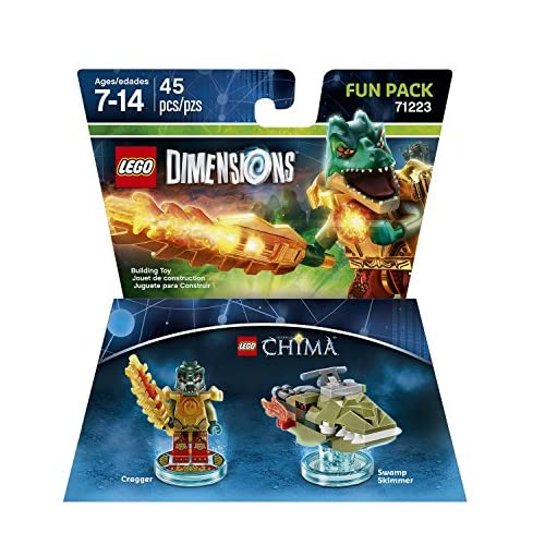 Chima Cragger Fun Pack Lego Dimensions Toy