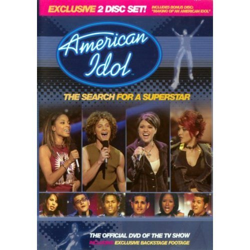 Image 0 of American Idol: The Search For A Superstar On DVD with Paula Abdul