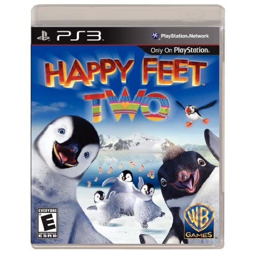 Happy Feet 2 For PlayStation 3 PS3