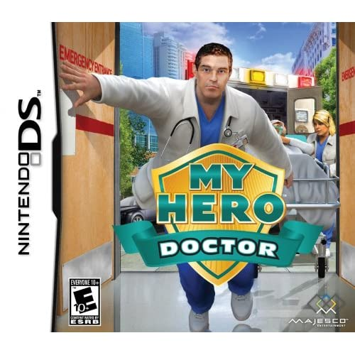 Image 0 of My Hero Doctor For Nintendo DS DSi 3DS 2DS