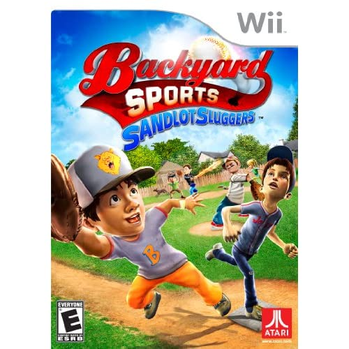 Image 0 of Sandlot Sluggers For Wii And Wii U