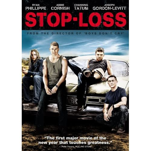 Image 0 of Stop-Loss On DVD With Ryan Phillippe Drama