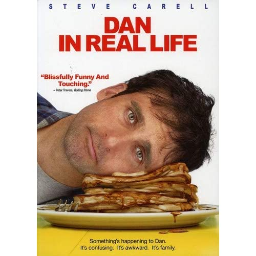 Image 0 of Dan In Real Life On DVD With Juliette Binoche Comedy