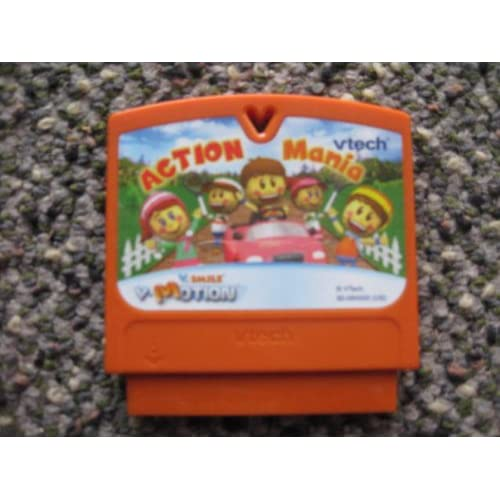 Vsmile V-Motion Game Action Mania For Vtech