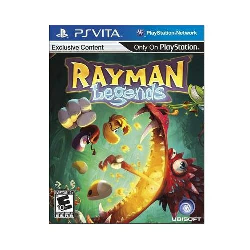Image 0 of Rayman Legends Vita For Ps Vita