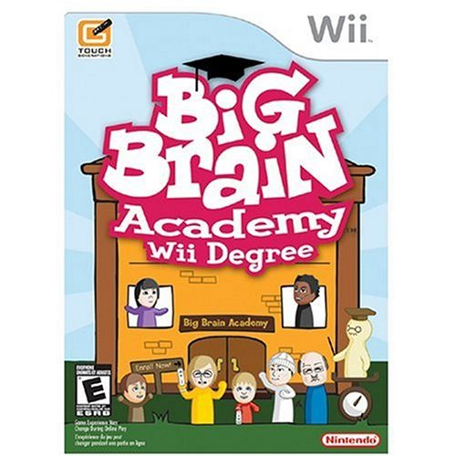Image 0 of Big Brain Academy: Degree For Wii And Wii U Puzzle