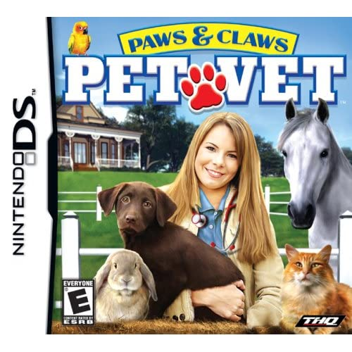 Image 0 of Paws & Claws: Pet Vet For Nintendo DS DSi 3DS