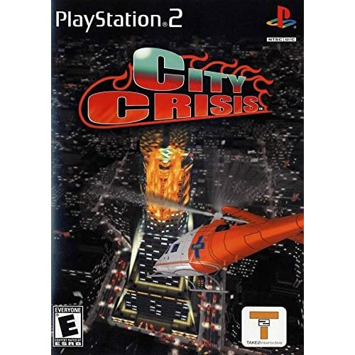 Image 0 of City Crisis For PlayStation 2 PS2 Racing