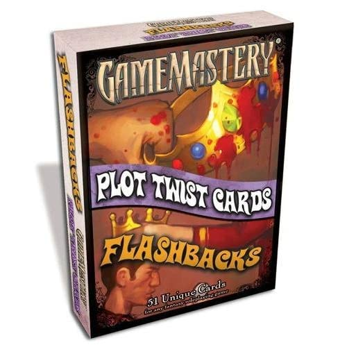 Image 0 of Gamemastery Plot Twist Cards: Flashbacks TCG