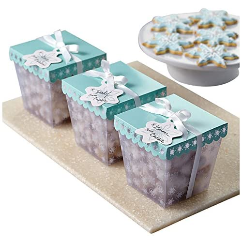 Wilton Christmas Treat Boxes 3-Pack