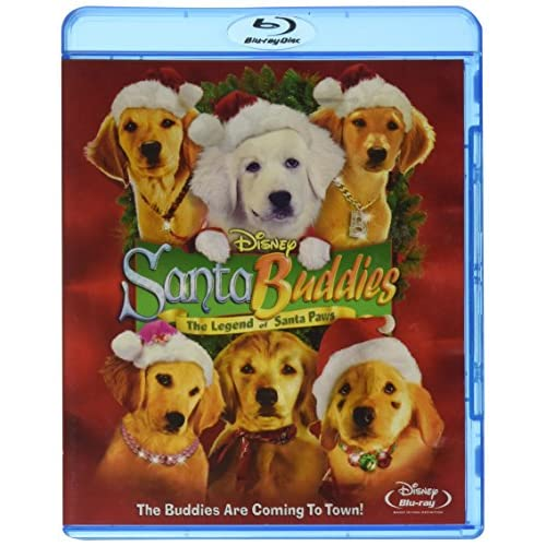 Image 0 of Santa Buddies Single Disc 2009 On Blu-Ray