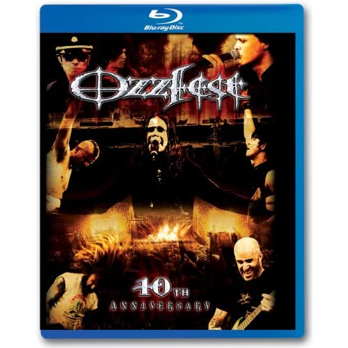 Ozzfest: 10th Anniversary Blu-Ray On Blu-Ray With Various Artists Music & Concer