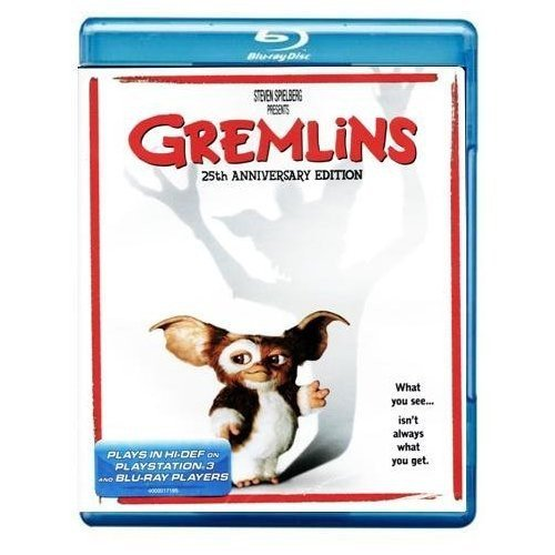 Image 0 of Gremlins Blu-Ray On Blu-Ray With Zach Galligan Comedy