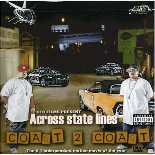 Image 0 of Across State Lines On Audio CD Album 2007