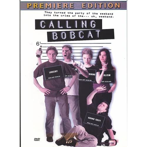 Image 0 of Calling Bobcat On DVD