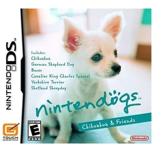 Image 0 of Nintendogs Chihuahua & Friends For Nintendo DS DSi 3DS 2DS